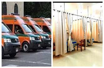 رفع درجة الاستعداد القصوى بمستشفيات الشرقية حتى استقرار الأحوال الجوية