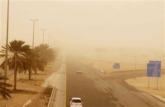 شمال سيناء تتعرض لرياح شديدة ورفع  درجة الاستعداد لمواجهة الطقس السيئ