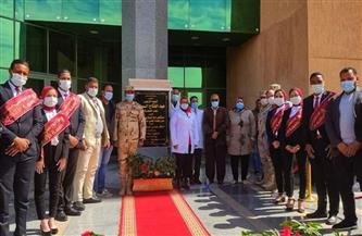 أبناء إسنا يشكرون الرئيس السيسي على افتتاح مستشفى إسنا للتأمين الصحي بالأقصر | صور