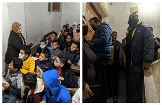 إغلاق 3 مراكز للدروس الخصوصية في الإسكندرية ضمن إجراءات مواجهة كورونا | صور