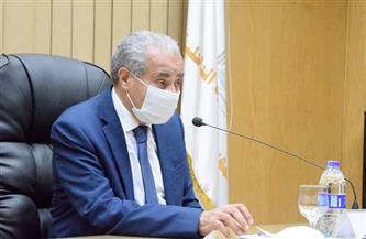 وزير التموين يؤجل جولته بالشرقية حتى صلاة الجنازة على رئيس جامعة الزقازيق السابق