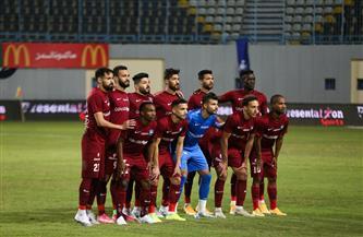 20 لاعبًا في قائمة مصر للمقاصة استعدادًا لمباراة أشمون