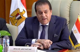 وزير التعليم العالي يضع حجر أساس جامعة حلوان الأهلية.. اليوم