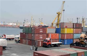 يصل طولها لـ300 متر.. ميناء الإسكندرية يستقبل سفينة بضائع تحمل 74 ألف طن