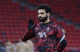 محمد صلاح يقود هجوم ليفربول أمام لايبزيج في دوري الأبطال