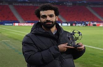 صلاح يحصد جائزة أفضل لاعب في مباراة لايبزيج وليفربول