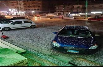 طقس المحافظات.. الثلوج في مطروح والإسكندرية والبحيرة.. وأمطار على الدلتا.. والأتربة تغزو الصعيد