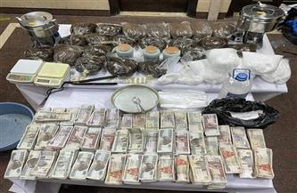 تفاصيل سقوط تشكيل عصابي تخصص في تصنيع وترويج مخدر الأستروكس بالقاهرة