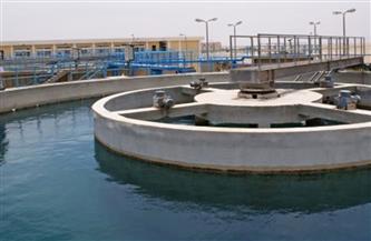 تخفيض ضغوط المياه ليلا بمدينة الأقصر لأعمال الإصلاح