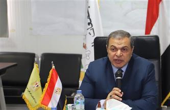 بالأسماء.. وزير القوي العاملة: تحويل 2.3 مليون جنيه مستحقات العمالة المغادرة للأردن/ مستندات