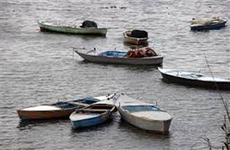 توقف حركة الصيد في موانئ البحيرة لليوم الثاني