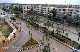 رئيس جهاز النوبارية: جار سحب تجمعات مياه الأمطار.. واستمرار رفع درجات الاستعداد القصوى