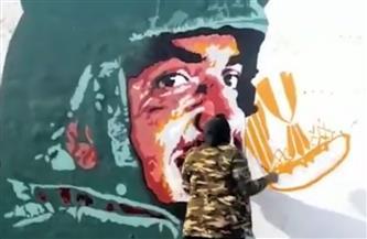 شارع الفن.. جرافيتي النجوم يزين مدينة شرم الشيخ | فيديو