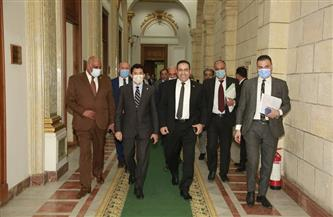 لجنة الشباب بالبرلمان تناقش تعديلات قانون الرياضة   صور