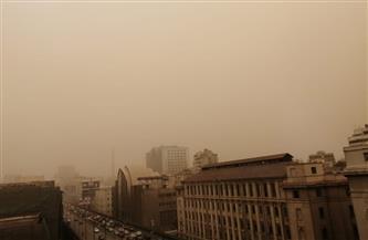 العاصفة تضرب العاصمة.. صقيع ورياح محملة بالأتربة وتوقعات بسقوط أمطار  فيديو وصور