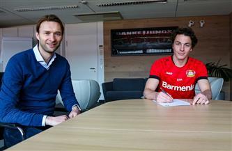 باير ليفركوزن يعلن تمديد عقد لاعب خط الوسط «بومجارتلينجر»