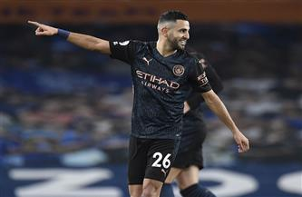 رياض محرز: مواصلة الانتصارات وهز الشباك يمنح الفريق مزيدا من الثقة