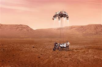 """مركبة ناسا """"الأكثر تطورا"""" تستعد لهبوط تاريخي على المريخ"""