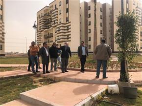 الإسكان: الانتهاء من تنفيذ 2496 وحدة كسكن بديل لسكان المناطق العشوائية بالجيزة| صور