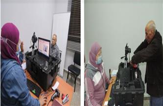 مكتب لكبار السن وذوي الاحتياجات الخاصة بقطاع الأحوال المدنية بالعباسية