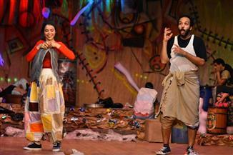 «ريسايكل» على مسرح الطليعة من جديد.. السبت | صور