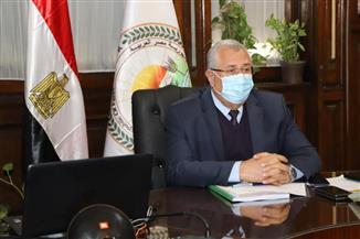 وزير الزراعة يترأس الوفد المصري لاجتماعات مجلس محافظي الإيفاد | صور
