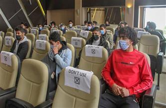منتخبا الشباب والناشئين يبدءان رحلتهما اليوم الخميس بالمسحات الطبية