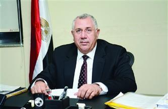 وزير الزراعة يستبعد مسئولين بمديرية الدقهلية لتقاعسهم في منع التعدي على الأراضي