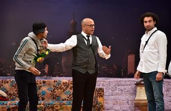 """""""رمي جتت"""" جديد أشرف عبد الباقي ومسرح مصر على """"MBC""""  صور"""