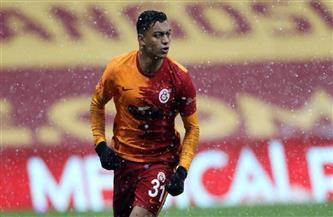 مصطفى محمد يتوج بجائزة أفضل لاعب بالدوري التركي في شهر فبراير