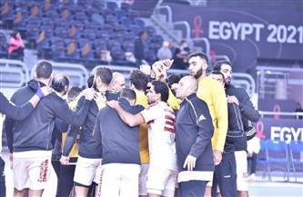بعد انتهاء الجولة الخامسة من دوري المحترفين لكرة اليد.. الزمالك يتصدر الجدول