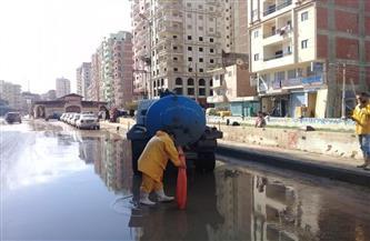 محافظ كفر الشيخ: جميع الأجهزة المعنية لم تغمض جفونها لمواجهة الطقس السيئ