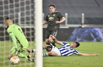 ثنائية فرنانديز تقود مانشستر يونايتد لفوز كبير على ريال سوسيداد بالدورى الأوروبى