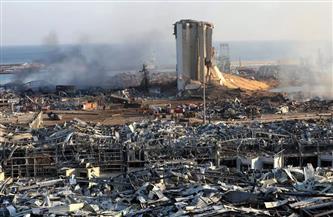 نقل 59 حاوية تحتوي على مواد شديدة الخطورة عثر عليها في لبنان إلى خارج البلاد