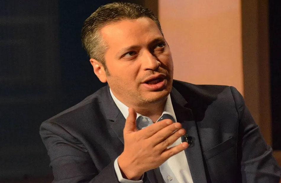 تأجيل دعوى الإعلامي تامر أمين ضد عبد الناصر زيدان في السب والقذف