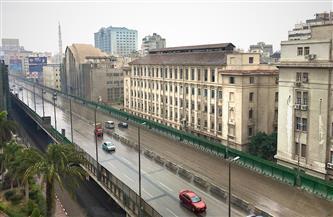 يحدث الآن.. أمطار على القاهرة .. واستمرار تكاثف السحب على أنحاء البلاد