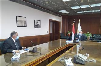 """وزير الري يستعرض خطة """"القومي لبحوث المياه"""".. و""""بوابة الأهرام"""" في زيارة لعدد من التجارب البحثية"""