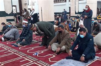 افتتاح 14 مسجدا بعد إحلالها وتجديدها في الفيوم| صور