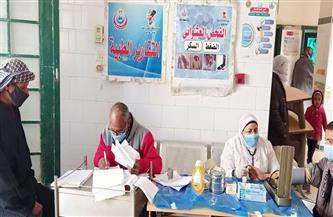 الكشف على 1506 مواطنين في قافلة طبية بقرية دلجا بمركز ديرمواس
