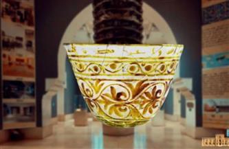 كأس عبد الصمد بن علي.. أبرز وأشهر القطع الأثرية الموجودة بمتحف الفن الإسلامي
