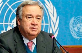 أمين عام الأمم المتحدة يدعو إلى وقف فوري لإطلاق النار حول العالم لتأمين وصول اللقاحات