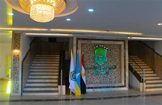 الاتحاد السكندري يفتتح قاعة المؤتمرات بفرع سموحة | صور