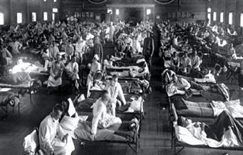«كورونا» ليس الأول أو الأخطر.. وباء «الإنفلونزا الإسبانية» قتل 180 ألف مصرى