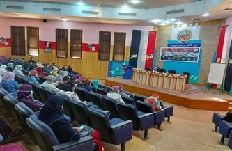 """انطلاق برنامج """"أهل مصر"""" بمشاركة ١٠٠ شاب بمركز الداخلة  صور"""