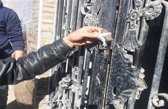 غلق وتشميع 4 مراكز للدروس الخصوصية في فاقوس بالشرقية| صور