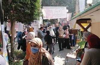 ازدحام بانتخابات الأطباء البيطريين بفرعيتي القاهرة والجيزة وسط الإجراءات الاحترازية| صور
