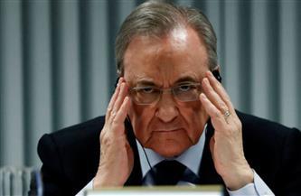 ريال مدريد يعلن إصابة رئيسه فلورينتينو بيريز بفيروس كورونا