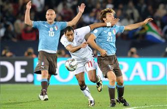 اتحاد الكرة يبذل محاولات مكثفة لإنقاذ المئوية بعد اعتذار إيطاليا