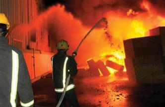 السيطرة على حريق شادر خشبي بالسيدة زينب بدون إصابات