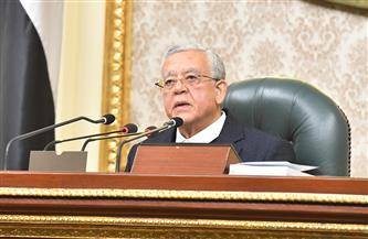 رئيس «النواب» يطالب الأعضاء بإظهار الصورة الحضارية للمجلس
